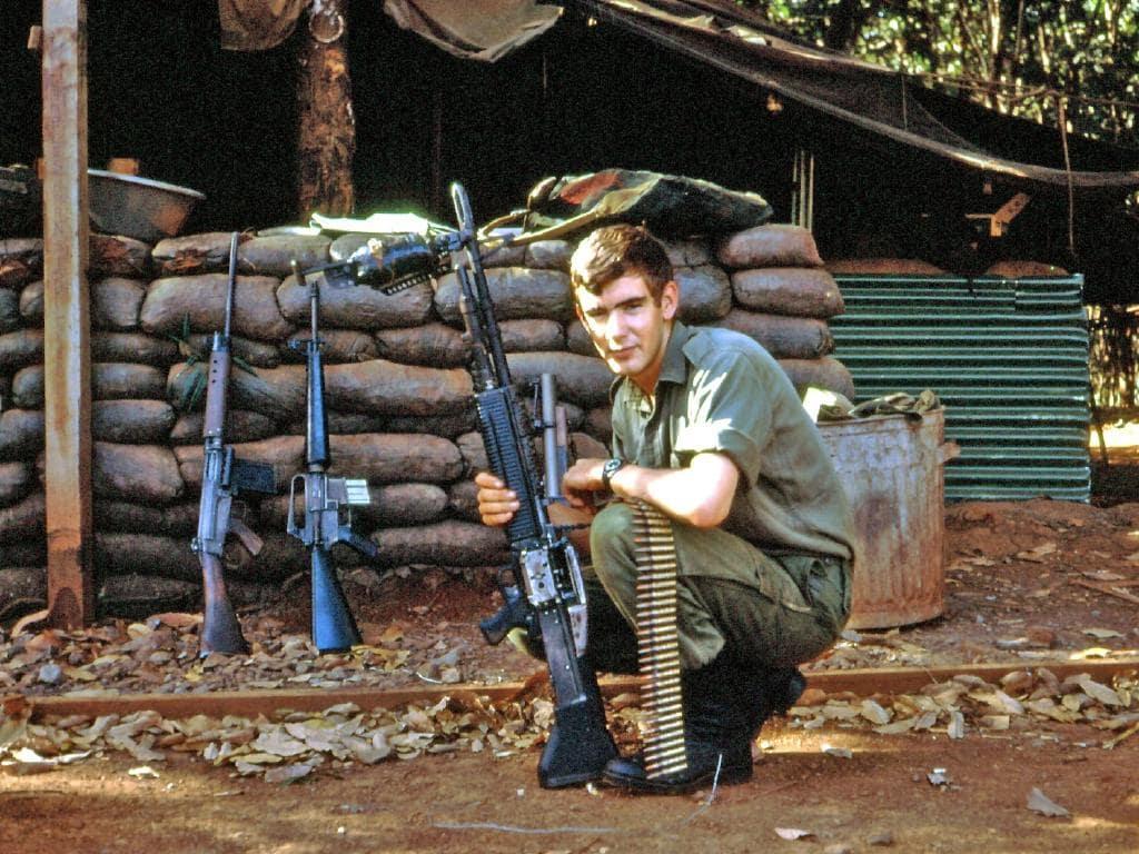 Anzac Day 2019: Vietnam War through a young Digger's eyes